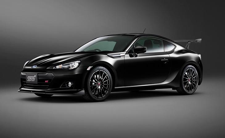 Subaru Brz Sti Ts Gt Black