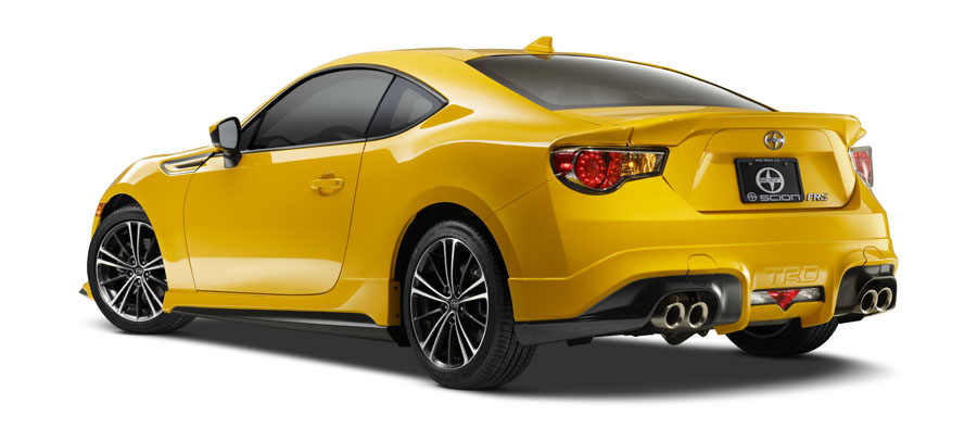 scion-frs-release-series